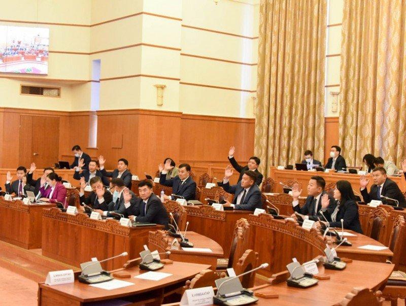 Улсын Их Хурал 11 Байнгын хороотой ажиллана