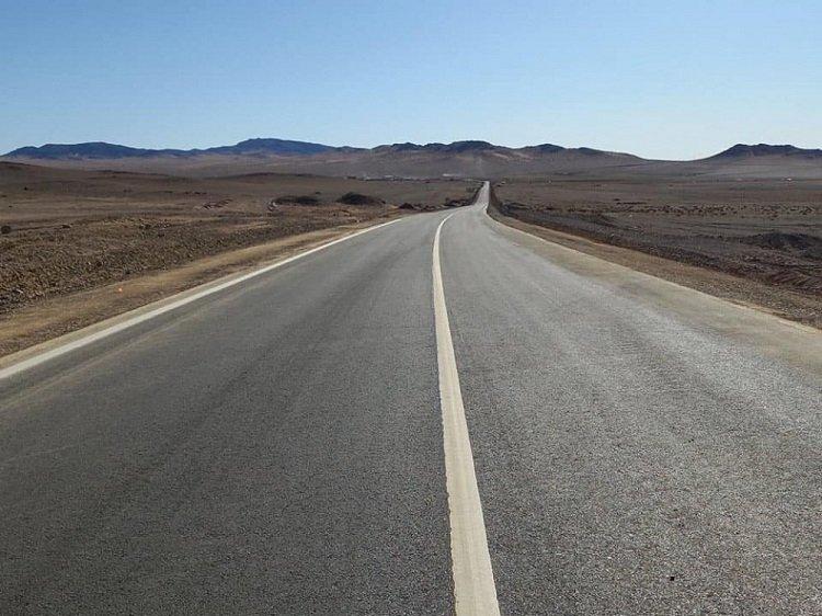 Байдрагийн гүүр–Алтай чиглэлийн 60 километр замын зорчих хэсгийн хөдөлгөөнийг нээлээ