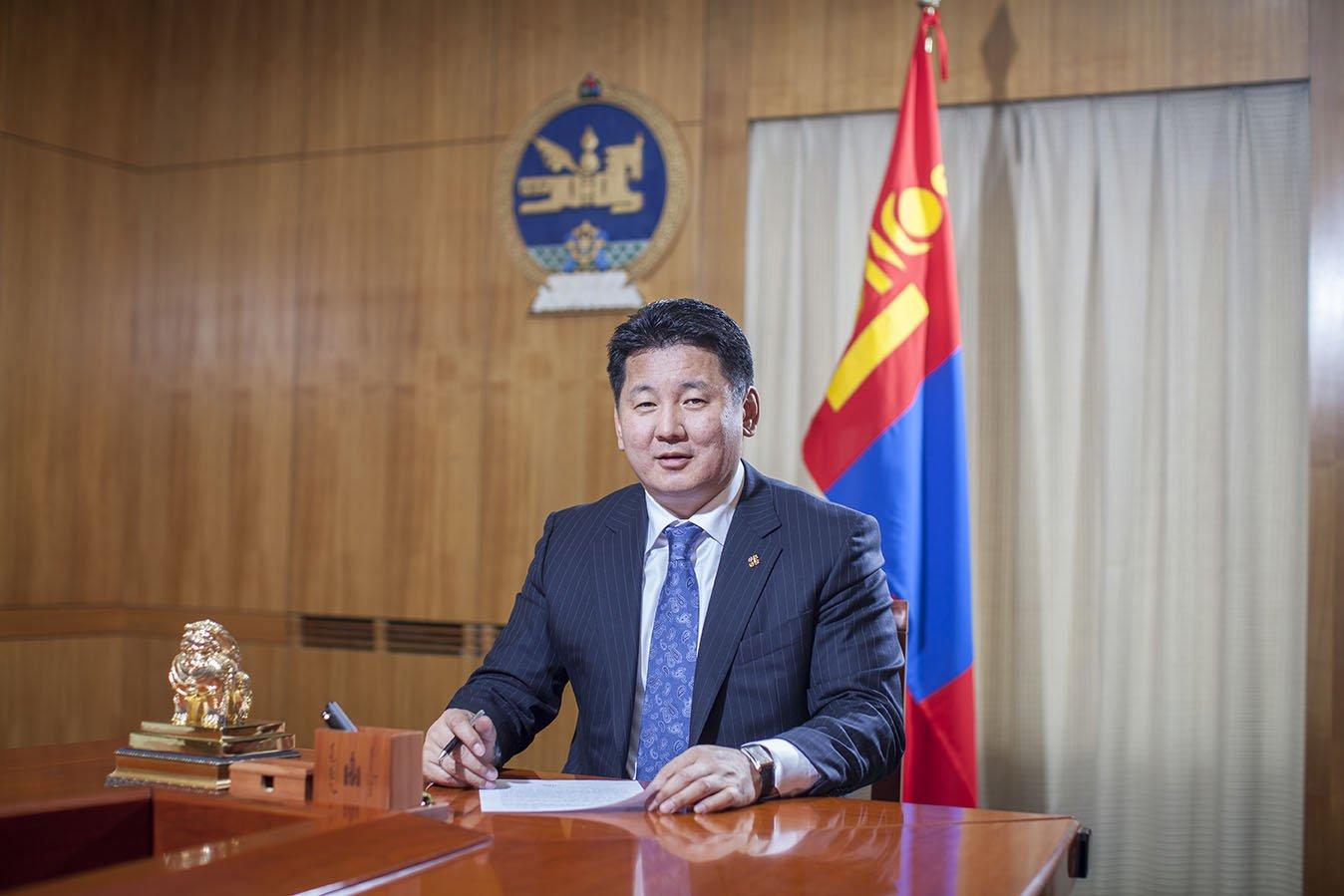 Монгол Улсын Ерөнхий сайдаар томилох санал оруулах тухай албан бичиг хүргүүлэв