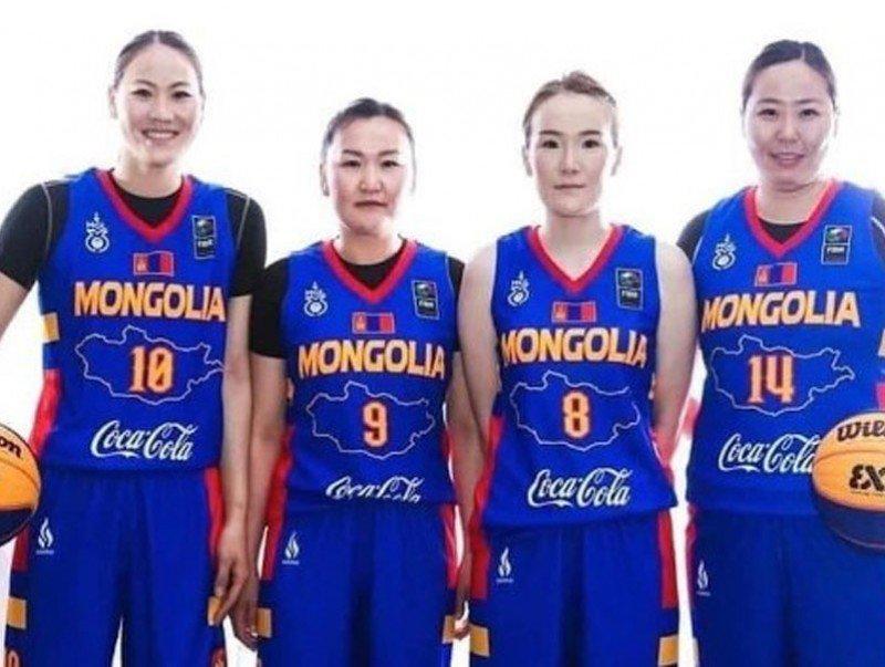 """Монголын эмэгтэй сагсан бөмбөгчид """"Токио-2020"""" олимпын наадамд оролцох эрхээ авав"""