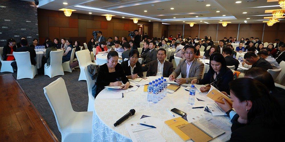 Нийслэлийн төр, захиргааны байгууллагын албан хаагчдын ёс зүйн форум болж байна