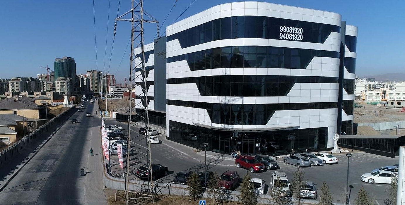 Ikh Mongol Plaza - Trade & service center