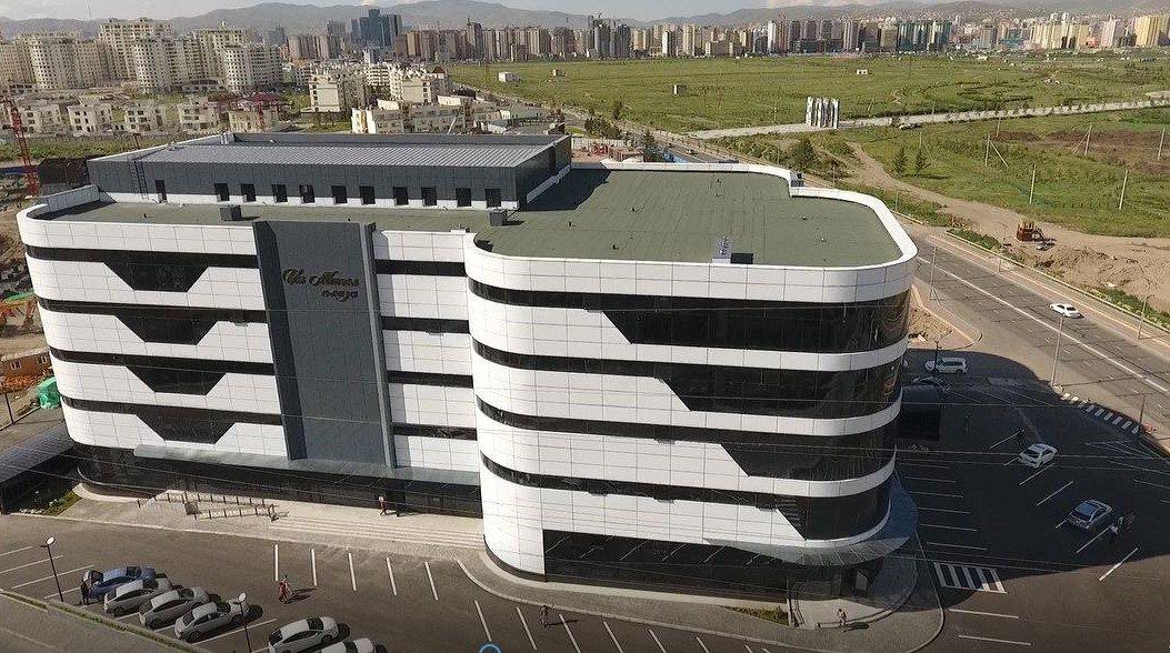 Ikh Mongol Plaza
