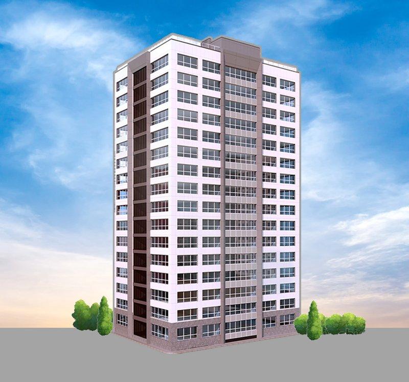UB Tower Plus оффис