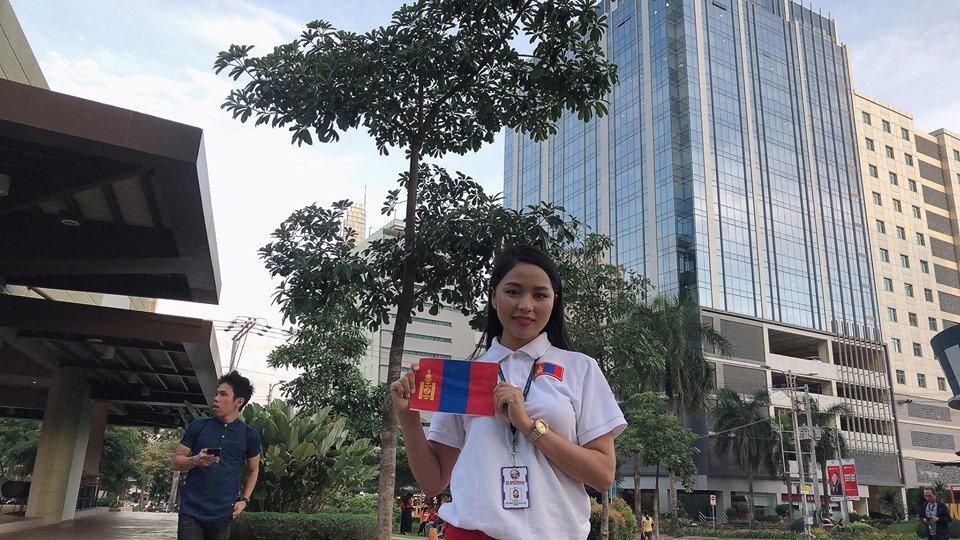 Филиппин улсын Себү хотод байрлах 3D ACADEMY сургуулийн Монгол төлөөлөгч Ц.Пүрэвцэрэн