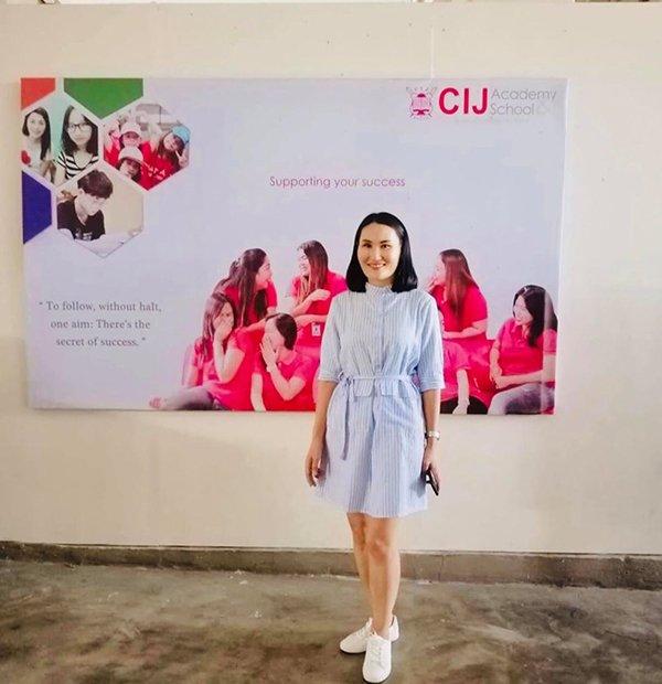 CIJ Academy School Internship