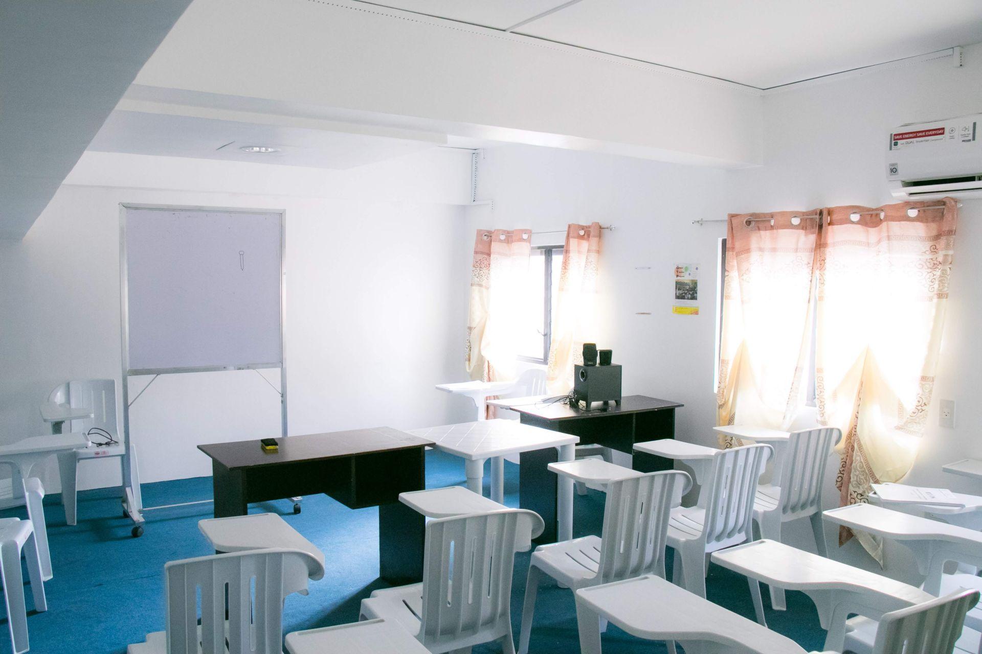 GROUP CLASS /Групп хичээлийн танхим/