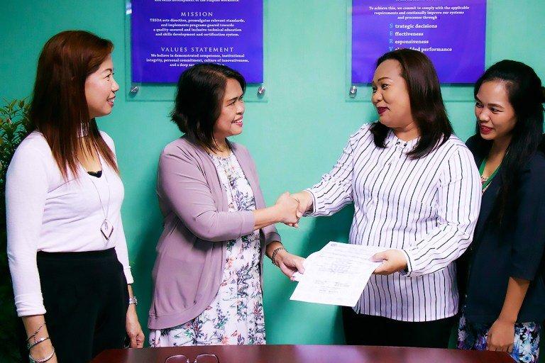 Та Филиппинд сурхаар төлөвлөж байгаа бол TESDA-ийн гэрчилгээтэй сургуулийг сонгож сураарай.