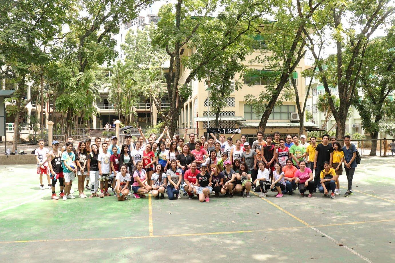 Нилс сургуулийн багш болон оюутан хариуцсан менежерүүдийн хөгжилтэй спортлог өдөр