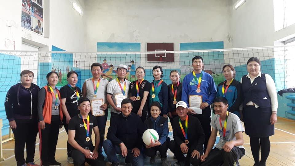 Софт волейболын анхдугаар тэмцээнийг амжилттай зохион байгуулагдлаа.