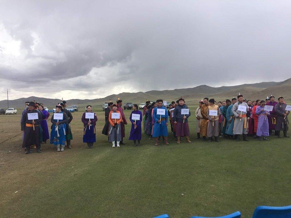Сумын уугуул МУ-н байт сурын анхны гавьяат тамирчин Г.Бямбаа агсны нэрэмжит, сумын уугуул сурын спортын нэрт зүтгэлтэн Ч.Лхагваад хүнтэтгэл үзүүлэх АЙМГИЙН АВАРГА ШАЛГАРУУЛАХ-2019 үндэсний сурын их харваа ЗБУлаан сумын төвд 2 өдөр амжилттай сайхан болж өн