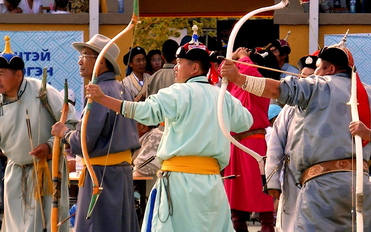 ST 8 - MONGOL NAADAM TOUR (11TH OF JULY – 13TH OF JULY)
