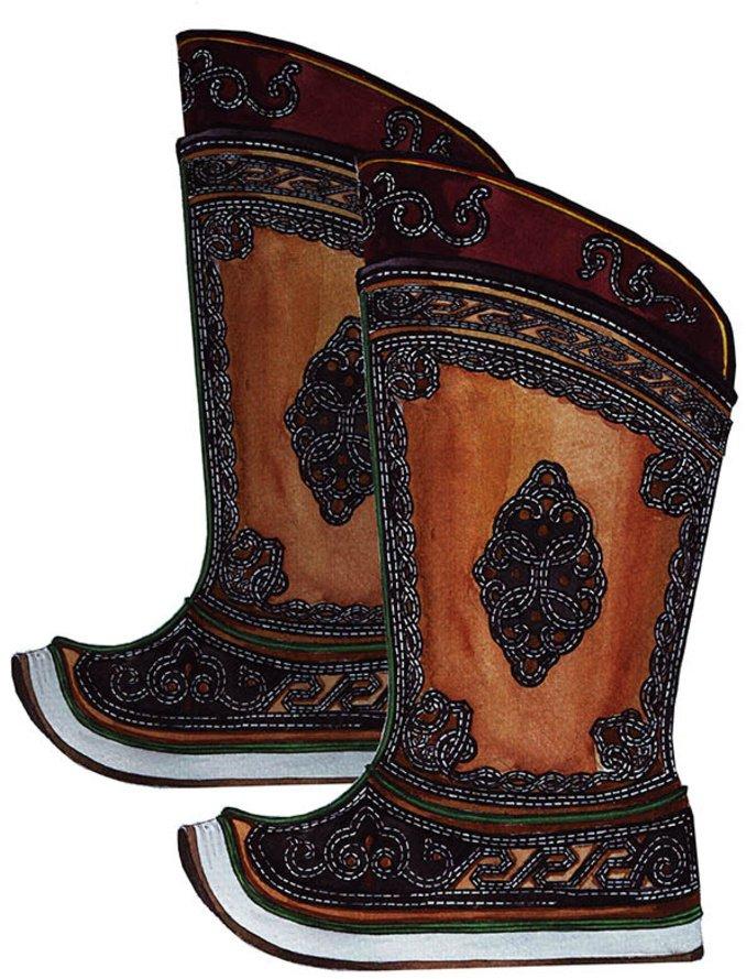 Gutuls or boots