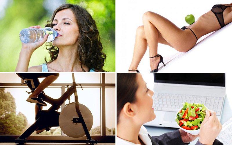 Эрүүлээр жингээ хасах амархан арга