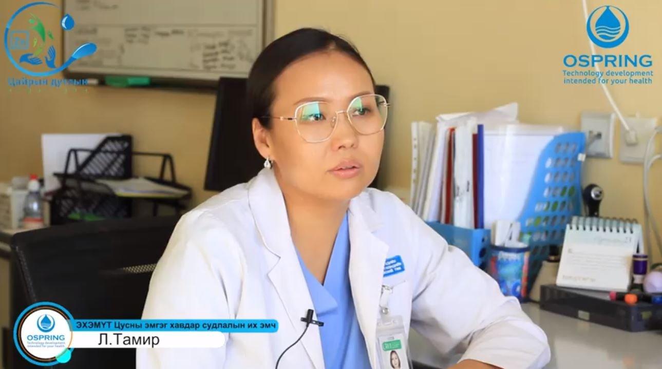 Л.Тамир:  Хүүхдийн хорт хавдар насанд хүрэгчдийнхээс ӨӨР