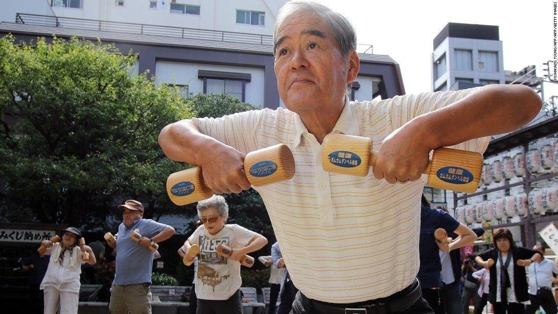 Япончуудын аз жаргалтай, урт удаан амьдрах нууцаас…