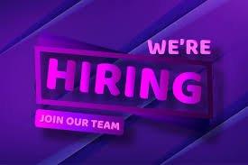 Ажилд урьж байна / We are hiring!