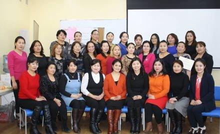 Эрдэнэт үйлдвэрийн Эмэгтэйчүүдийн холбоо жендэрийн сургалтад хамрагдлаа.
