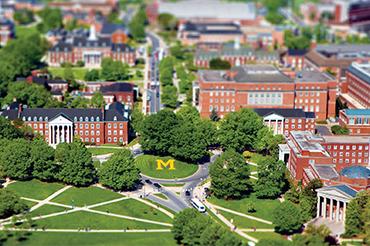 Мэриландийн Их Сургуулийн Тэтгэлэг