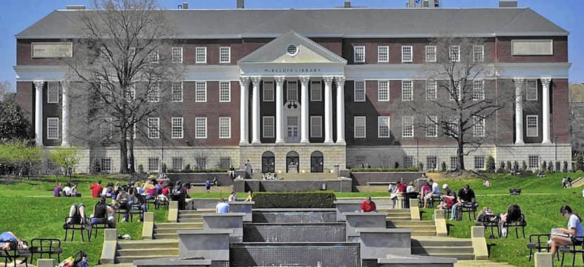 Мэрилендийн Их Сургуулийн Тэтгэлэг
