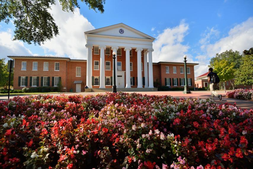 Миссиссиппийн Их Сургуулийн Тэтгэлэг