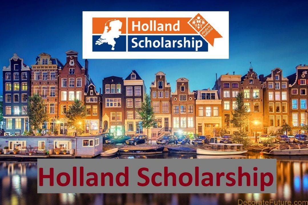Голландын Олон Улсын Оюутнуудад зориулсан тэтгэлэгт хөтөлбөр