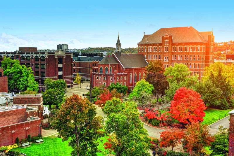 Duquesne University School Тэтгэлэг
