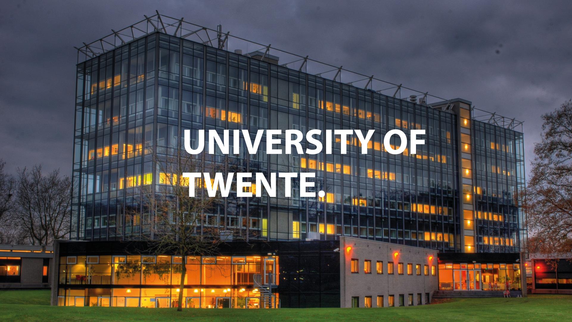 Твенте Их Сургуулийн тэтгэлэгт хөтөлбөр