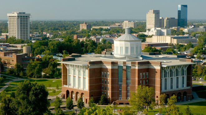 Кентаккийн Их Сургуулийн Тэтгэлэг