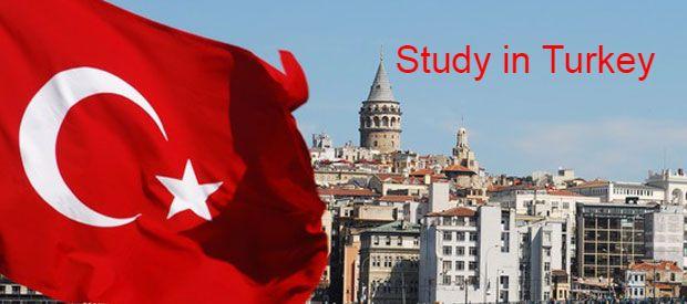 Турк Улсын Олон Улсын Оюутнуудад зориулсан тэтгэлэгт хөтөлбөр