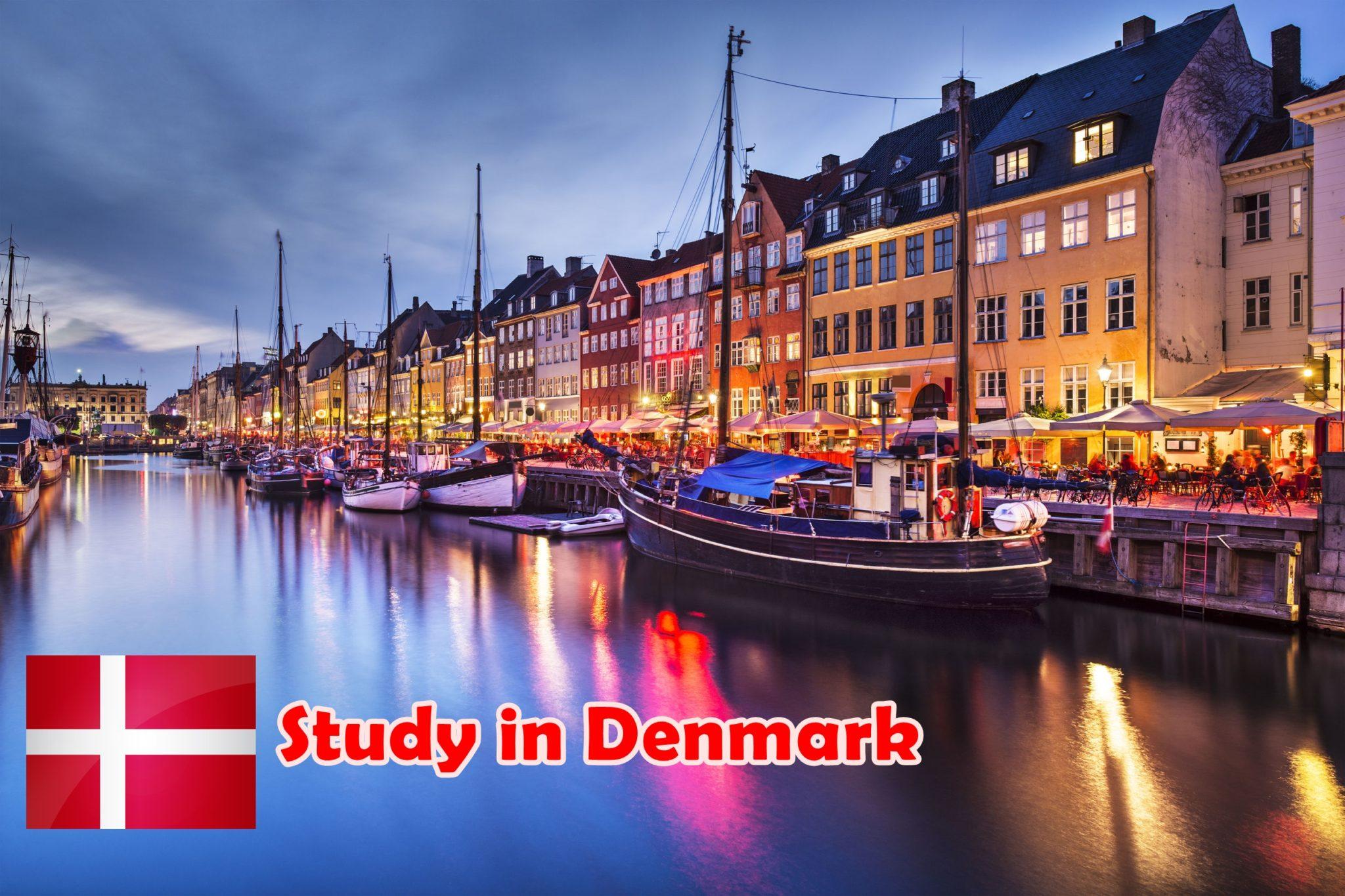 Дани улсын засгийн газрын тэтгэлэгт хөтөлбөр