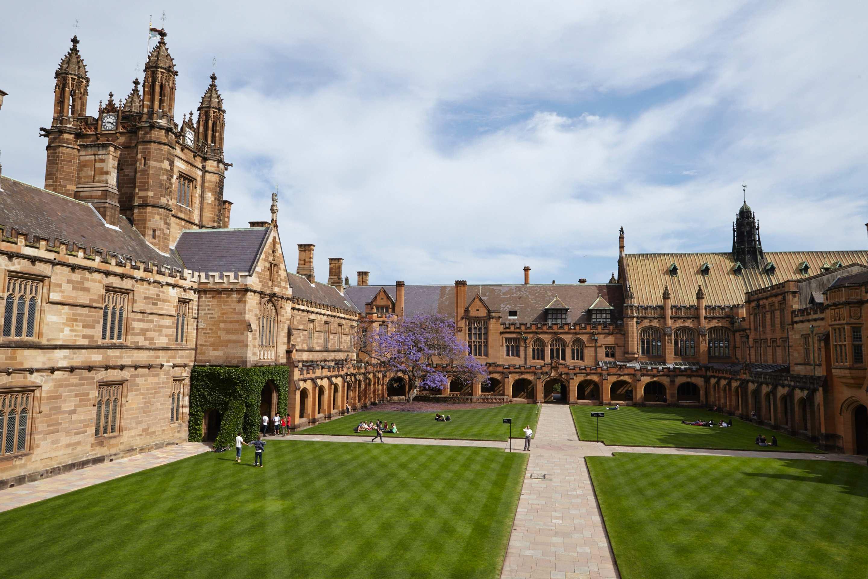 Австралийн Сидней Их сургуулийн Тэтгэлэг