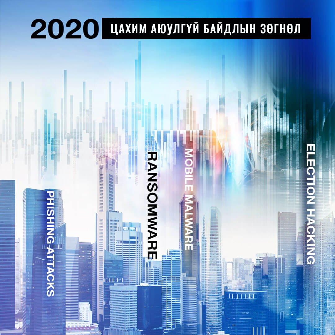 2020 оны цахим аюулгүй байдлын ерөнхий төлөв