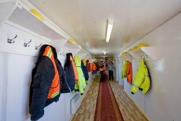 Хаягдлын далан геотехникийн инженерийн ажлын байр