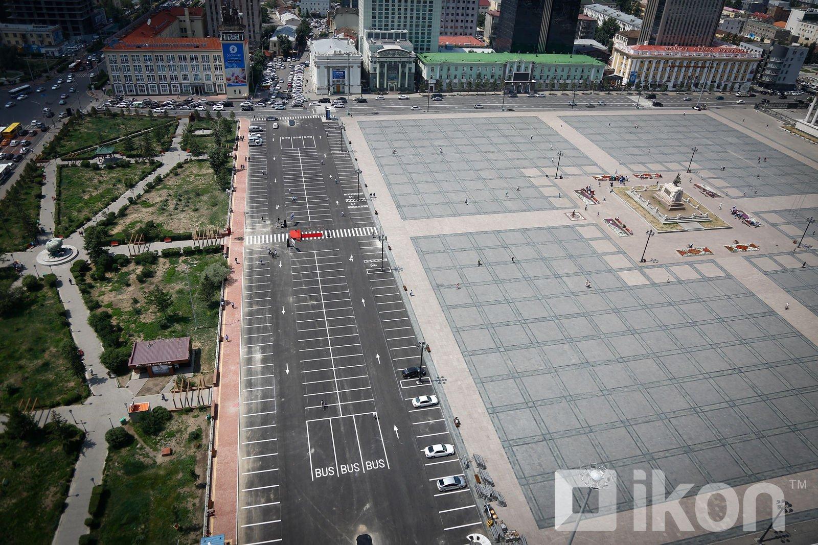 """Хүмүүс ашигладаг """"амьд"""" гудамж талбайг бүтээх нь"""
