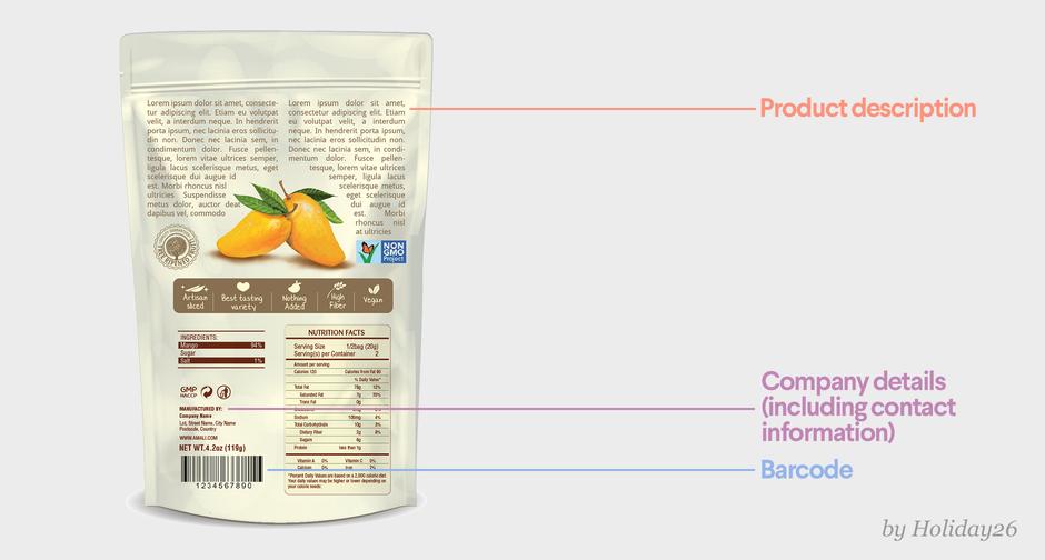 Бүтээгдэхүүний хаяг, шошгын мэдээллийг хэрхэн зөв унших вэ?