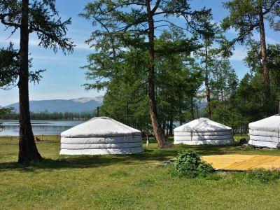 Ger tourist camp