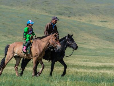 The Steppe Nomads
