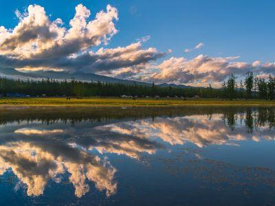 huvsgul lake