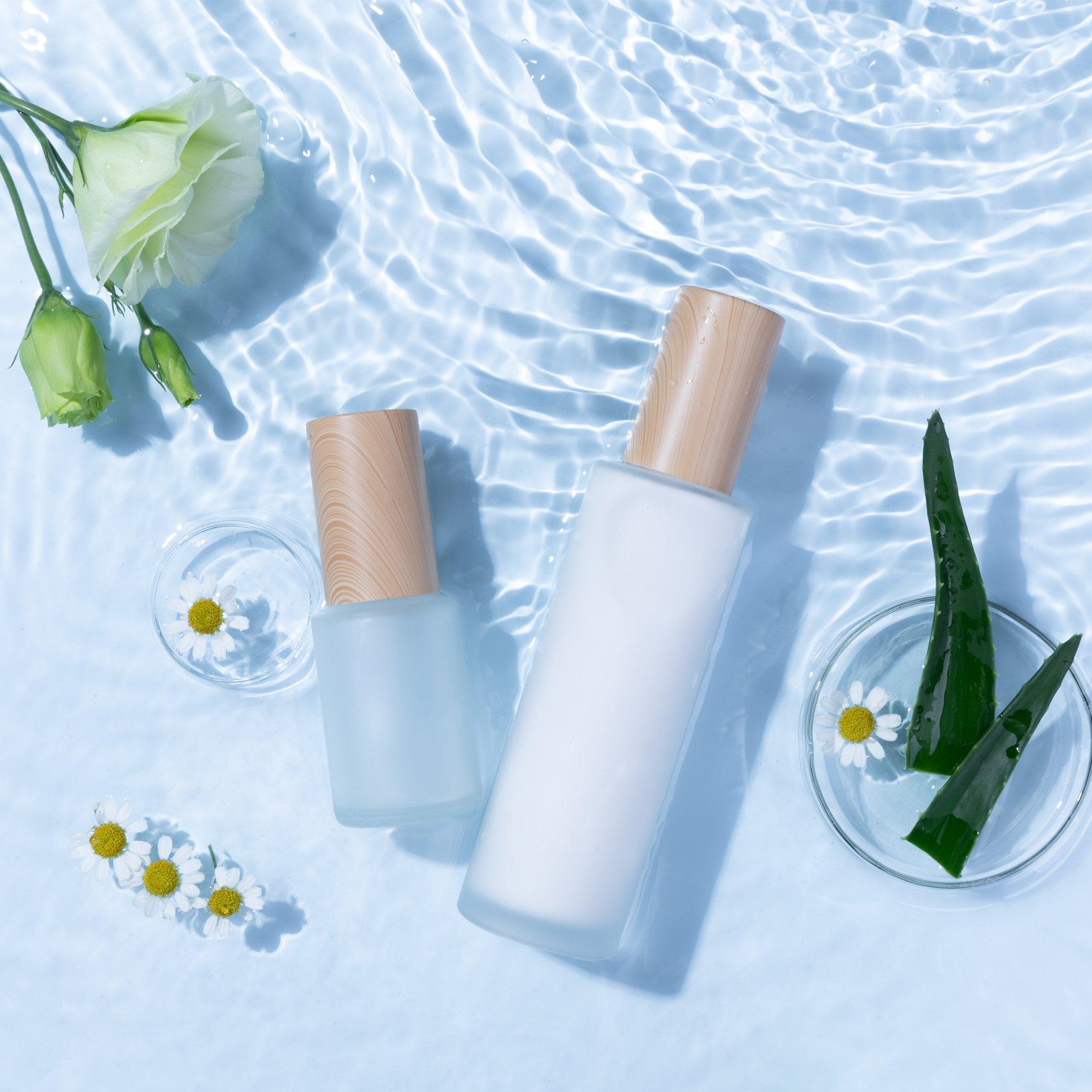 Нүүр цэвэрлэгч мицеллар ус