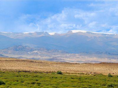 Mount Tsambagarav - 4,175 m