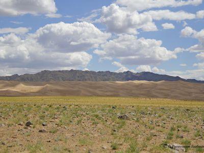 Khongor Sand Dune & Gobi Altai mountain