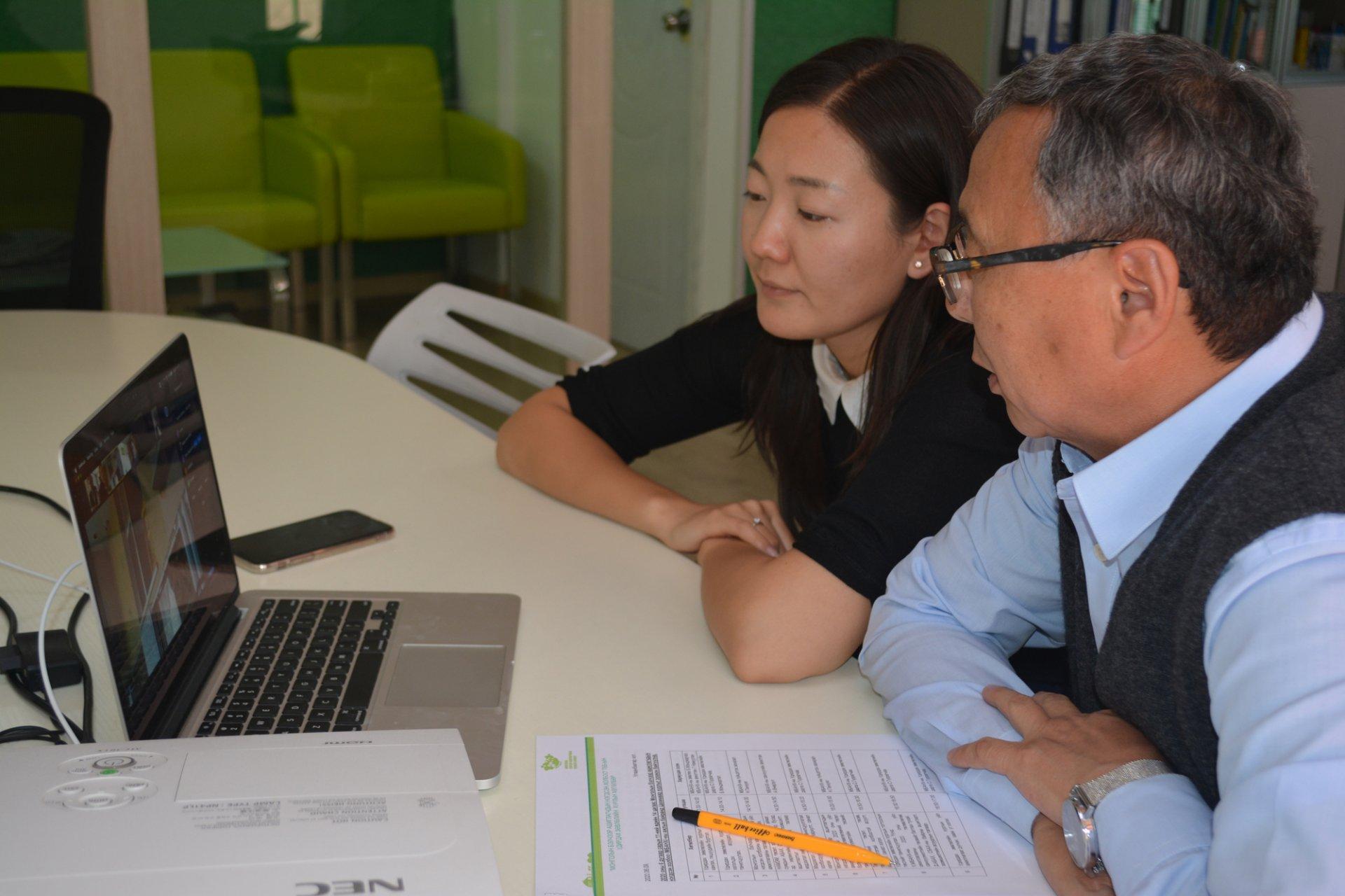 МБАНХ-ны Удирдах зөвлөлийн хуралдааныг цахимаар зохион байгууллаа