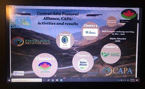 Бэлчээрийн МАА-ийн Төвийн ээлжит уулзалтад МБАНХ-ны төлөөлөл оролцлоо