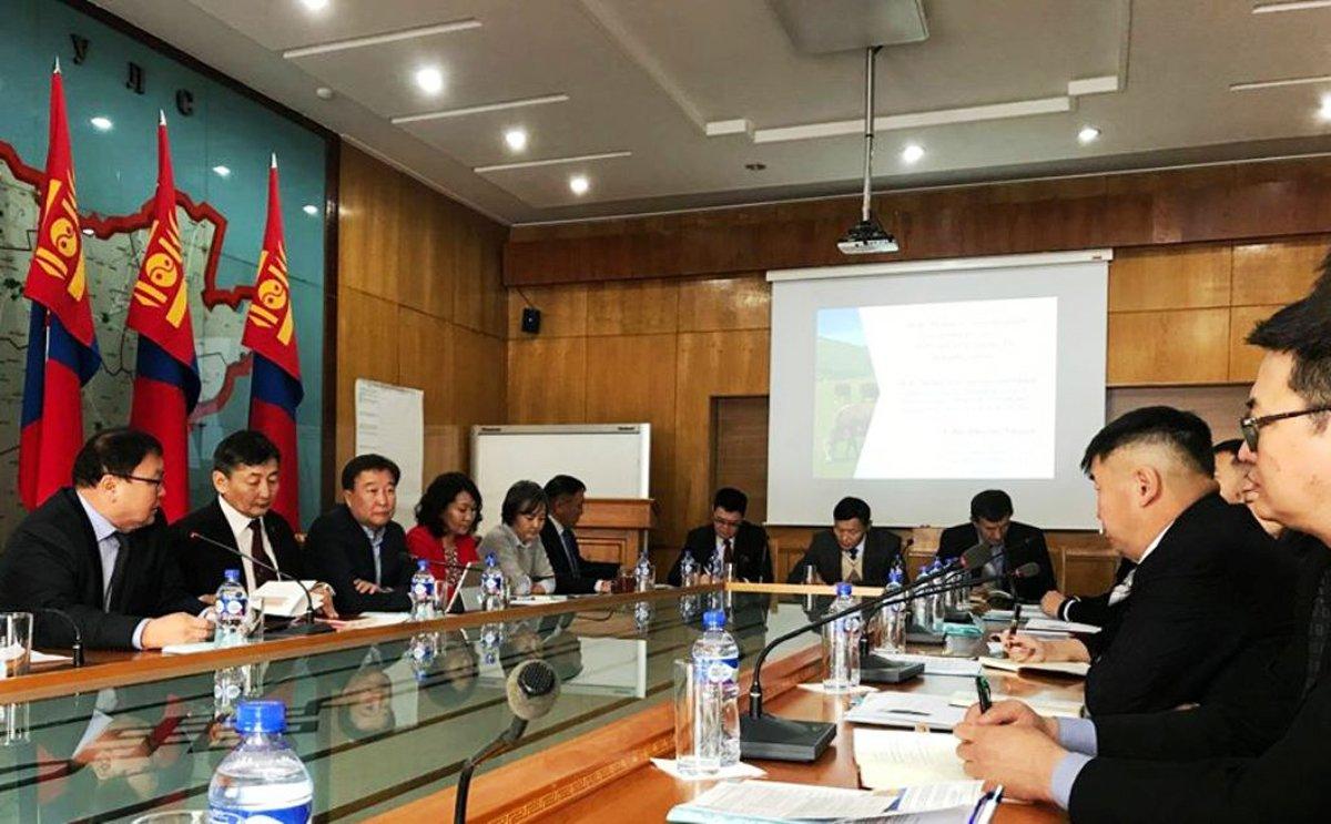 """""""НЭС Монгол"""" платформ нь Хүн-төвтэй засаглалын төлөө хамтран ажиллана"""