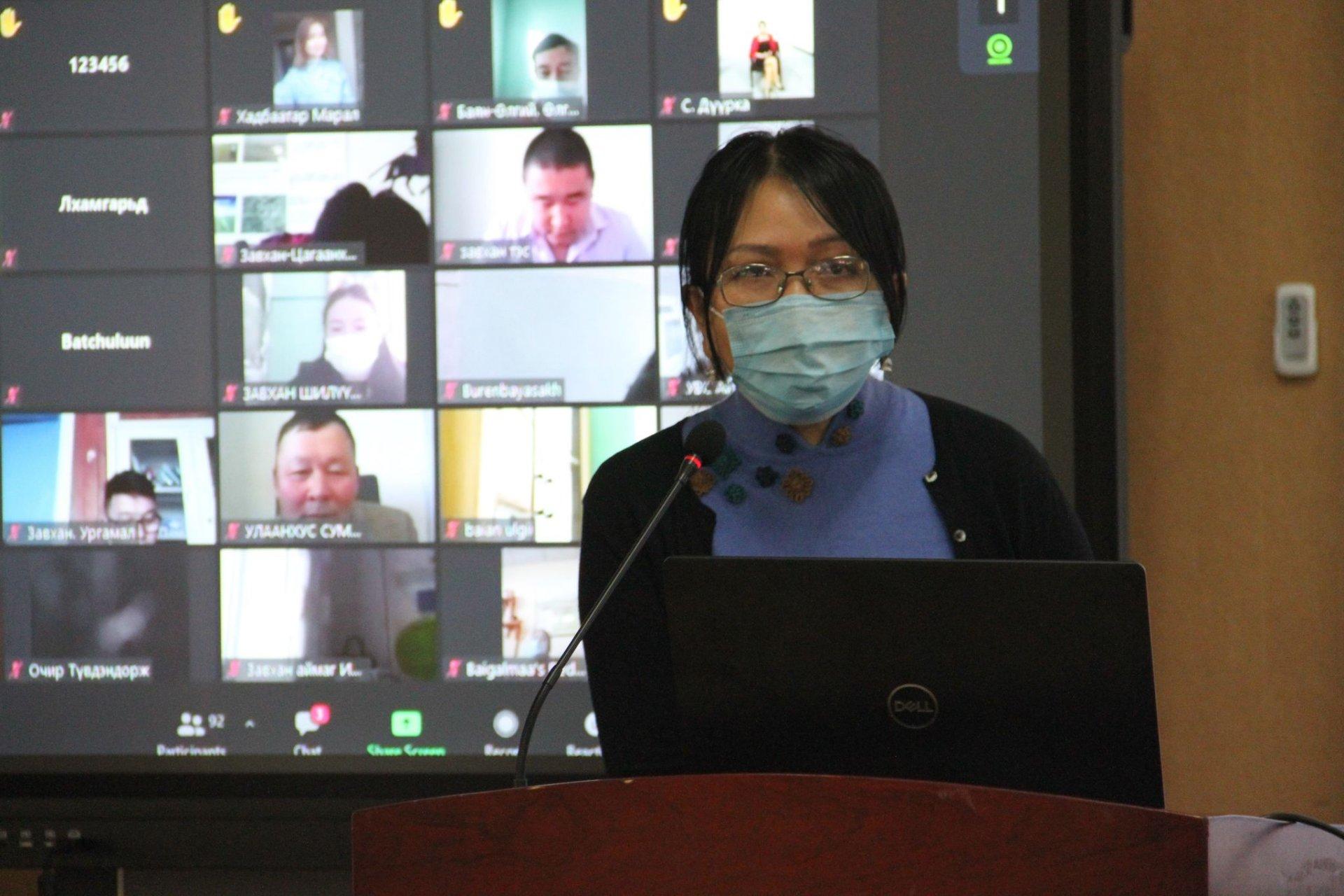 ХААИС-ын Мал эмнэлгийн сургууль анхны зайн сургалтаа зохион байгууллаа