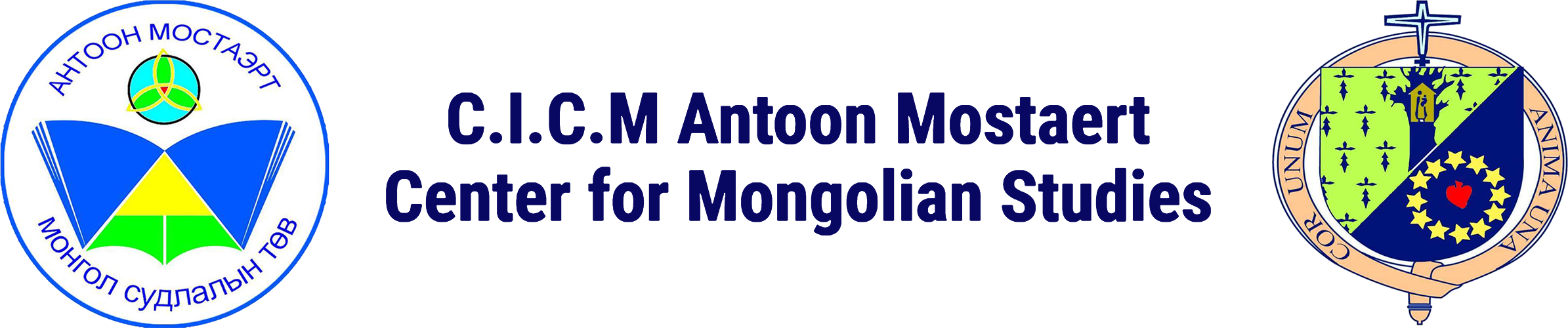 Antoon Mostaert | Center for Mongolian Studies