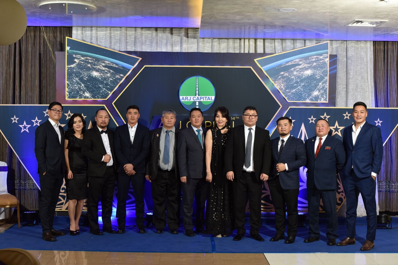 Арж капитал компаний шинэ жилийн цэнгүүн 2018 – 2019