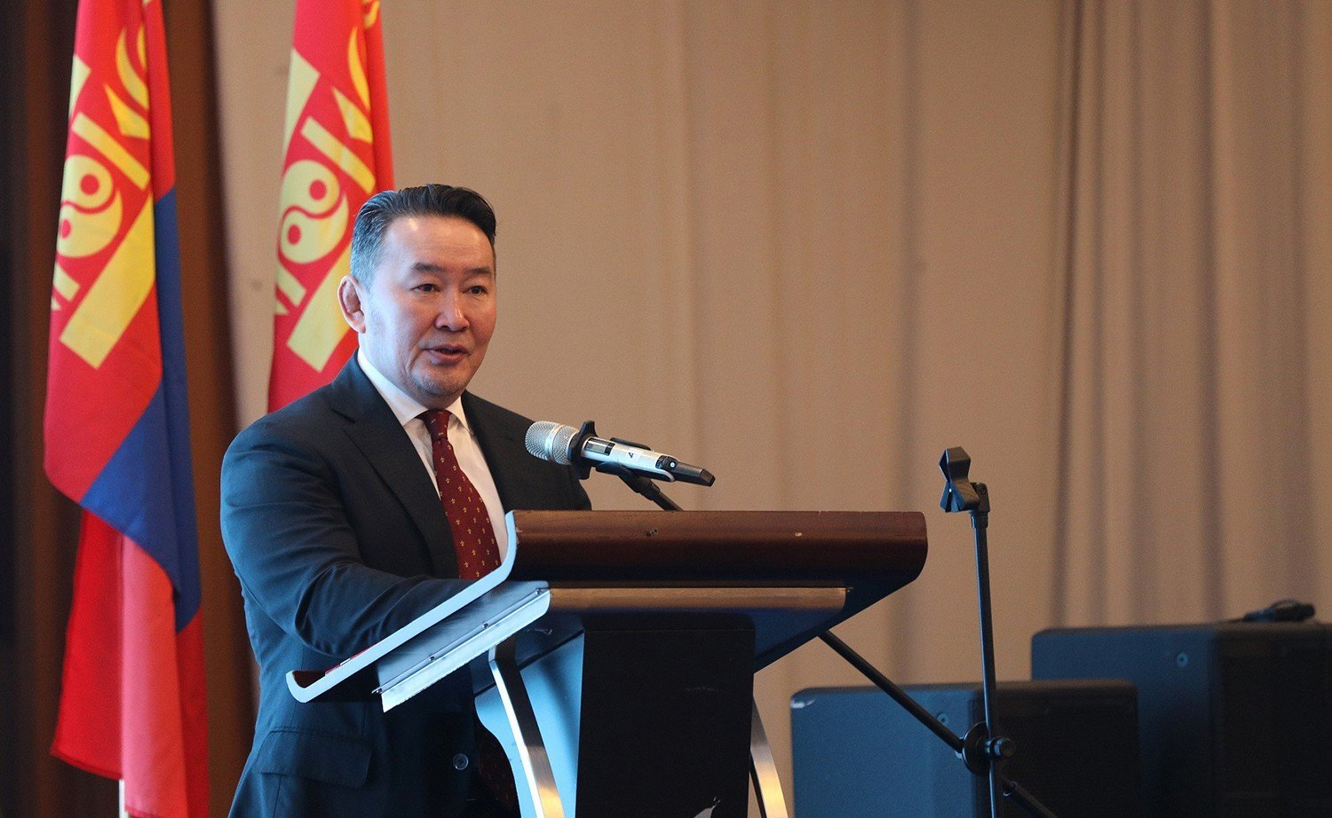 The President of Mongolia calls for the establishment of the regional energy organization in Northeast Asia