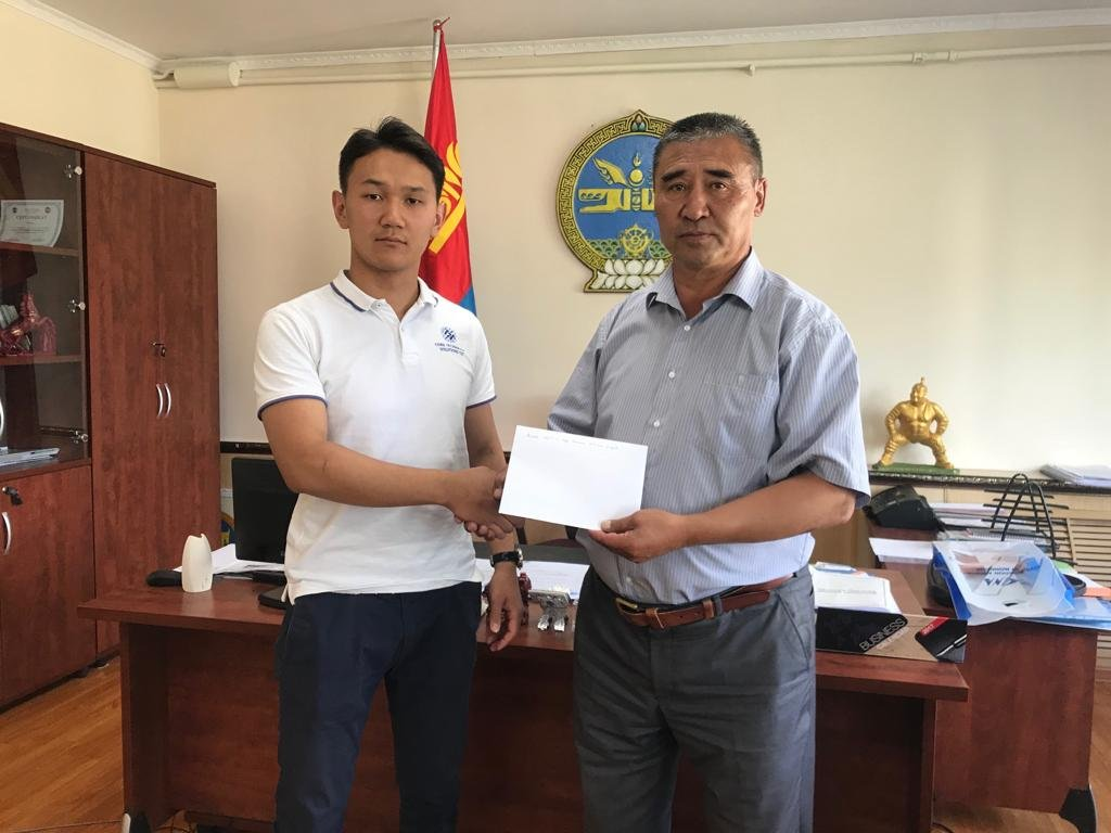 We contributed to the recovery efforts in Bayan-Ulgii